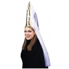 Gothic Cone Hat Gold
